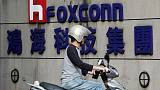 Foxconn elects chip unit head as chairman, replacing Gou