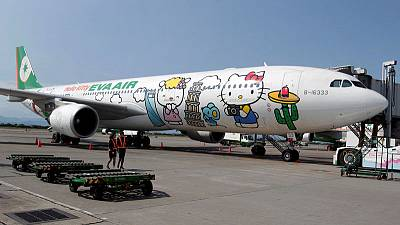 Strike forces Taiwan's Eva Air to cancel scores of flights