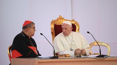 Papa a Napoli per un convegno di studi