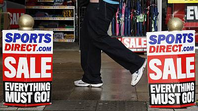 Sports Direct to vote against re-election of Goals Soccer Centres board