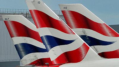 British Airways says will follow U.S. guidance to avoid parts of Iranian airspace