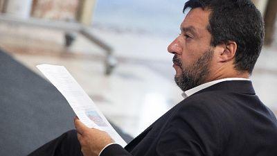 Salvini, per flat tax 10-15 miliardi