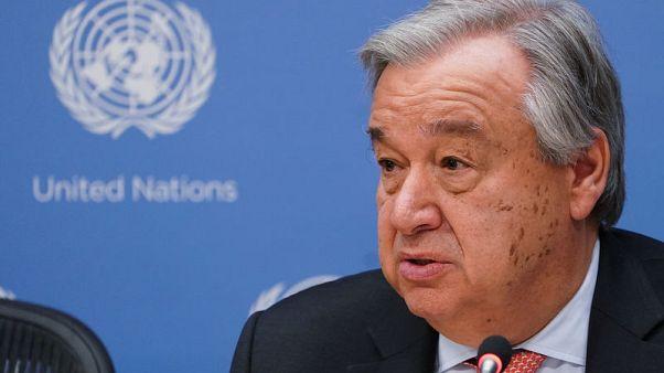 """الأمين العام للأمم المتحدة يدعو للتحلي """"بأعصاب من حديد"""" في الخليج"""