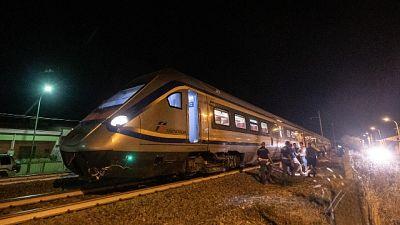 Ucciso dal treno: indagato macchinista