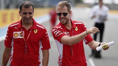 F1:Francia, dominio Mercedes in libere1