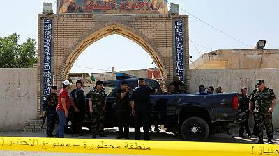 Friday blast at Shi'ite mosque in Baghdad wounds several - police sources