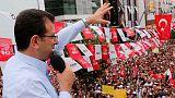 Erdogan's chief antagonist seeks a lasting victory in Istanbul