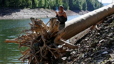 Russian hermit seeks peace in remote Siberia