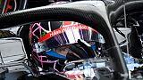 """F1: Casque """"artistique"""" pour Romain Grosjean au Grand Prix de France"""