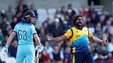 Malinga steers Sri Lanka to thrilling win over England in World Cup