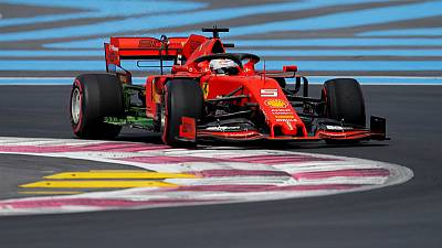 FIA rejects Ferrari's request to review Vettel penalty