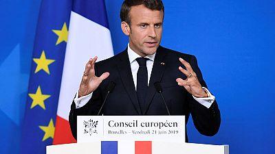 Macron derides Weidmann's 'belated' support for ECB's bond programme