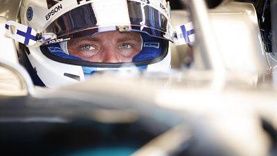 Gp Francia: libere a Bottas, 3/o Leclerc