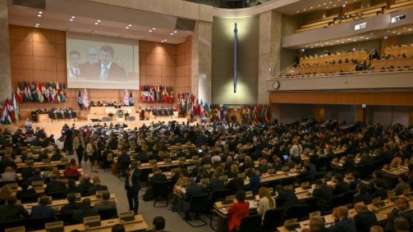 Ouverture de la conférence de l'OIT, le 10 juin 2019 à Genève