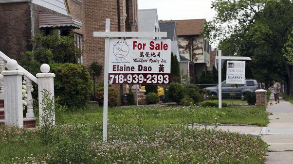 مبيعات المساكن القائمة في أمريكا ترتفع في مايو بدعم من انخفاض أسعار الفائدة