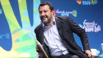 Salvini, stop multa Ue, non a ogni costo