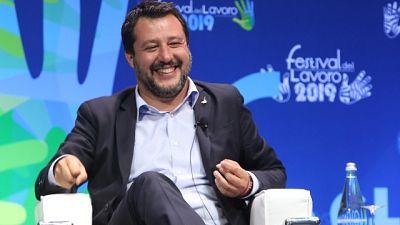 Salvini, ministro Ue prossima settimana
