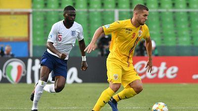 Euro U.21: Inghilterra-Romania 2-4