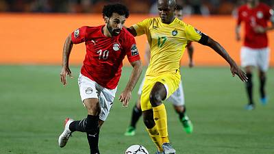 Hosts Egypt make winning start to Africa Cup of Nations