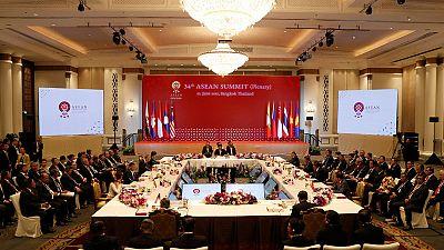 Southeast Asia making good progress on South China Sea conduct code - Thailand
