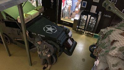 Museo 2/a Guerra Mondiale nato da amici
