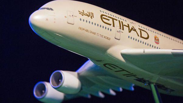 الاتحاد للطيران تعلق عملياتها عبر المجال الجوي الإيراني فوق مضيق هرمز وخليج عمان