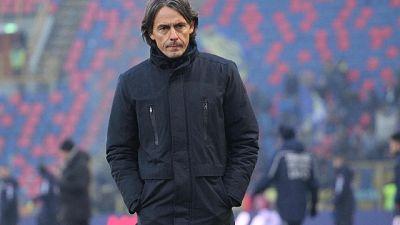 Filippo Inzaghi allenatore del Benevento