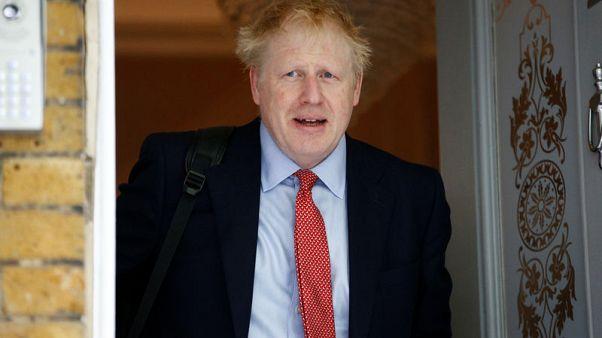 استدعاء الشرطة لمنزل بوريس جونسون المرشح لرئاسة وزراء بريطانيا بسبب شجار