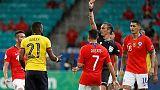 Coppa America: 2-1 a Ecuador,Cile ai 4/i