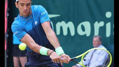 Tennis: Berrettini, niente finale Halle