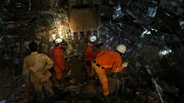 مقتل 18 وإصابة 24 في انهيار مبنى بكمبوديا