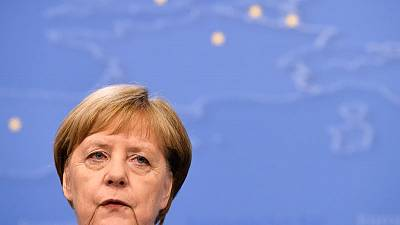 Germany must combat right-wing extremism, Merkel says after politician's murder