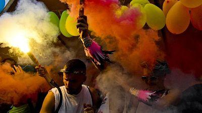 Gay Pride: in migliaia a corteo Napoli