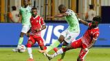 Nigeria need late Ighalo goal to break down debutants Burundi