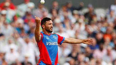 Afghanistan captain Naib rues missed chance to beat giants India