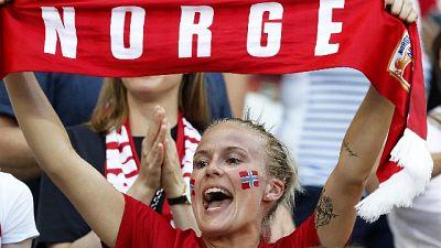 Mondiali donne: Norvegia ai quarti