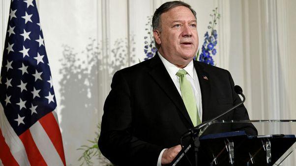 بومبيو: أمريكا تعتزم التواصل مع إيران عندما يحين الوقت الصحيح