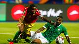 Madagascar minnows hold Guinea in Africa Cup of Nations debut
