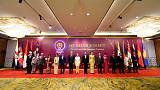 Southeast Asian leaders emphasise economic strength in face of U.S.-China tensions