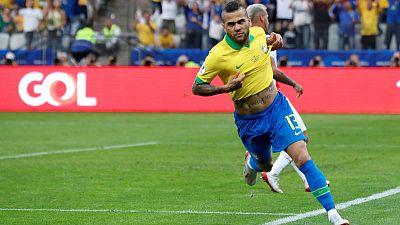 Dani Alves to depart PSG, destination unknown