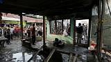 Indonesia police arrest three suspects over deadly factory fire