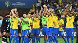 Les Brésiliens battent les Péruviens 5-0 et se qualifient pour les quarts de finale de la Copa América le 22 juin 2019