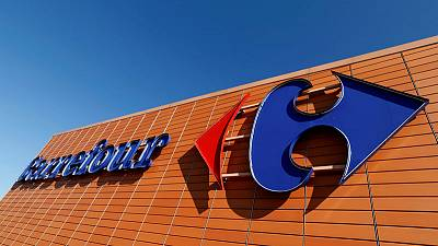 Carrefour's talks with Tencent over minority stake have ended - spokeswoman