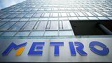 مترو تقول عرض شراء حجمه 6.6 مليار دولار يقلل من قيمتها