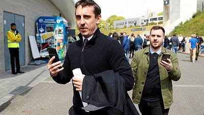 Neville says managers have to adjust to social media age