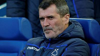 Keane leaves role as Nottingham Forest assistant manager