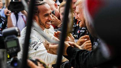 F1: Hamilton, stiamo facendo la storia