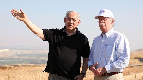 إسرائيل ستدرس الخطة الأمريكية للشرق الأوسط والفلسطينيون يقاطعونها
