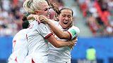 Mondiali donne: Inghilterra ai quarti