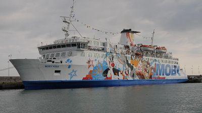 Sciopero in Corsica blocca nave Moby